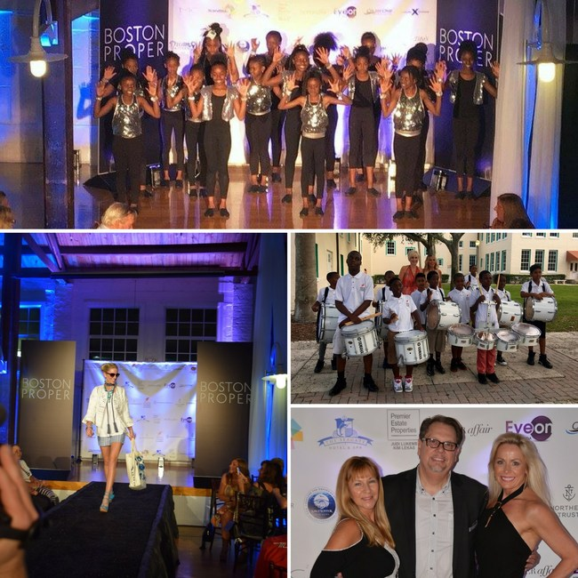 National women's retailer Boston Proper recently hosted the ninth annual Proper Affair Fashion Show at the Old School Square Fieldhouse. Proceeds from the event benefitted Achievement Centers for Children & Families, an agency supporting underprivileged children and low-income families in the Boca Raton/Delray Beach, Florida area. For information about Boston Proper, visit www.bostonproper.com. For information about Achievement Centers, visit www.achievementcentersfl.org.