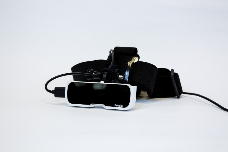 The uSens Fingo module provides advanced 3D human-computer interaction capability on PC-based VR systems as well as mobile AR and VR platforms.