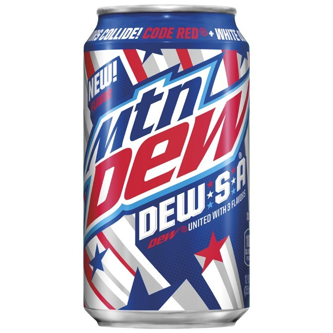 (PRNewsfoto/Mountain Dew)