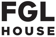 Florida Georgia Line's logo of their restaurant and entertainment venue, FGL HOUSE, in Nashville, TN.