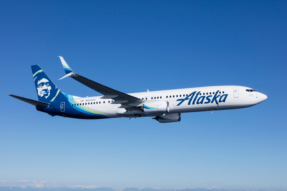 Alaska Airlines awarded highest in Traditional Carrier Satisfaction for 10th straight year