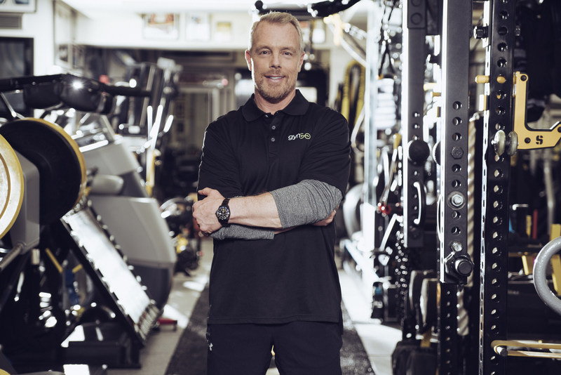 Gunnar Peterson, gymGO's Chief Training Officer and Celebrity Trainer