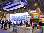Potential customers seek cooperation at Kerui Petroleum's booth