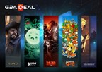 The third edition of G2A Deal launches on May 11th and includes Tempest, Bulb Boy, The Red Solstice, Mushroom Wars, and The Uncertain: Episode 1 – The Last Quiet Day. (PRNewsfoto/G2A.com)