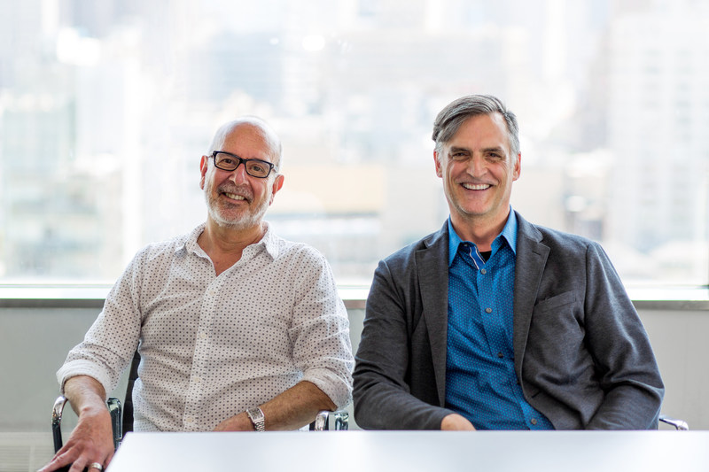 Dave Cohen (L) and Scott Lewis (R) join Evoke Health.