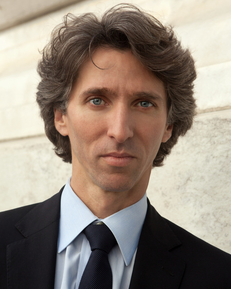 Damian Woetzel, President-designate, The Juilliard School/Credit: Erin Baiano