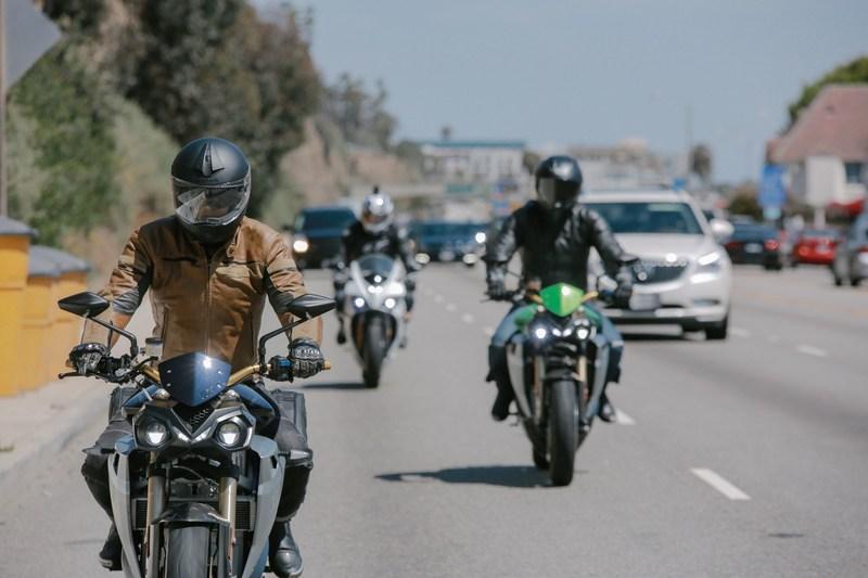 Energica Motorcycles in US (PRNewsfoto/Energica Motor Company)