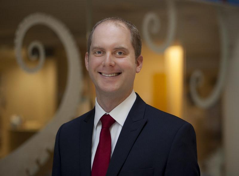 Dr. Matthew Giefer, director of gastrointestinal endoscopy at Seattle Children's Hospital