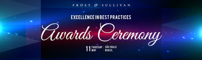 Groundbreaking Leaders Celebrated at Frost & Sullivan's Latin American Awards Ceremony