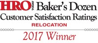 Global Mobility Solutions (www.gmsmobility.com) has been recognized as a top relocation company by HRO Today's Baker's Dozen Customer Satisfaction Survey.
