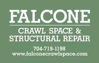 Falcone logo (PRNewsfoto/Falcone Crawl Space)