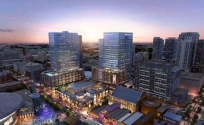 Nashville City View