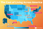 From California To New York: The Cost Of Living Across America