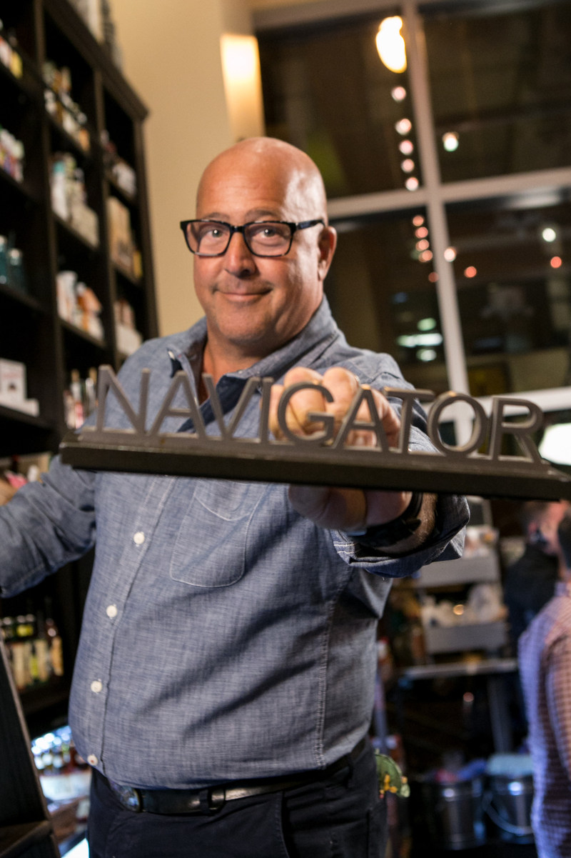 Renaissance Hotels' Global Navigator and four-time James Beard award-winning chef Andrew Zimmern will celebrate Global Day of Discovery in Dubai.