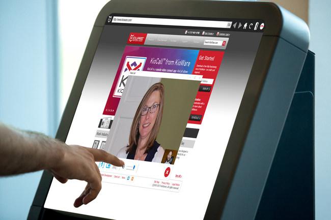 KioWare-powered kiosks to offer video conferencing functionality via Agora.io.