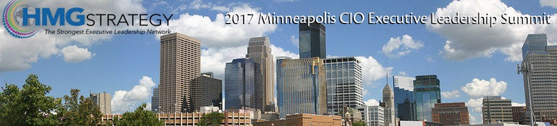 Register for the 2017 Minneapolis CIO Executive Leadership Summit! https://may2417.ontrackevents.com/