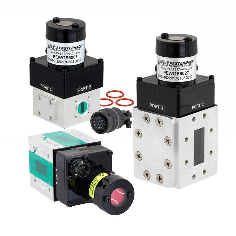 Pasternack Releases  New Waveguide Electromechanical Relay - Electromechanical relay logic