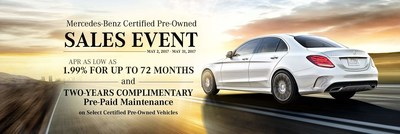 Kansas city luxury dealership highlights financing for Mercedes benz certified pre owned financing