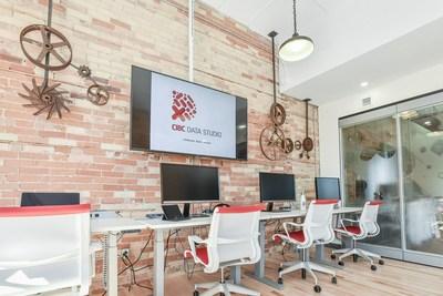 L'Atelier expérimental CIBC évolue au coeur d'un environnement de démarrage afin d'explorer de nouvelles technologies qui permettront d'offrir des solutions novatrices aux clients. (Groupe CNW/Banque CIBC)