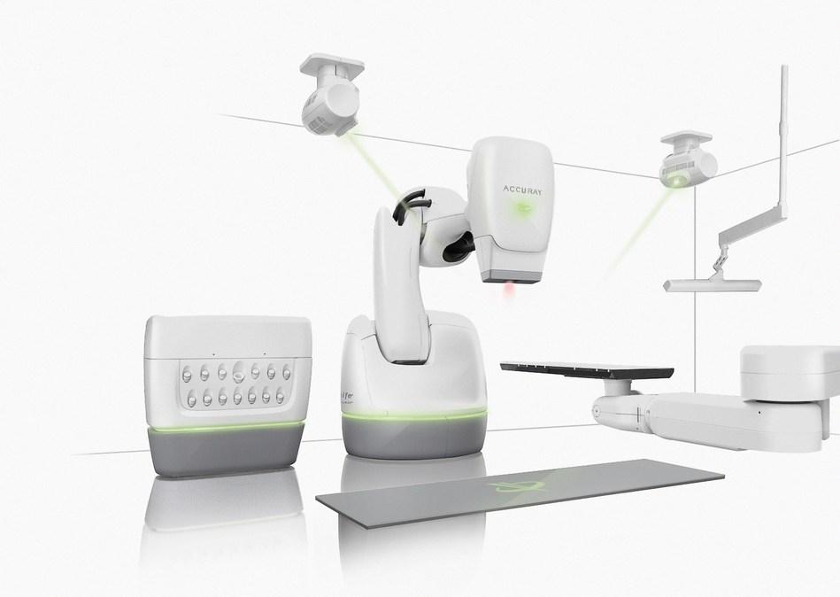 CyberKnife® Treatment Delivery System (PRNewsfoto/Accuray)