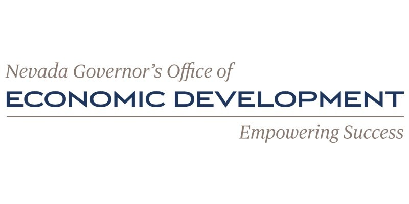 Nevada Governor's Office of Economic Development Logo