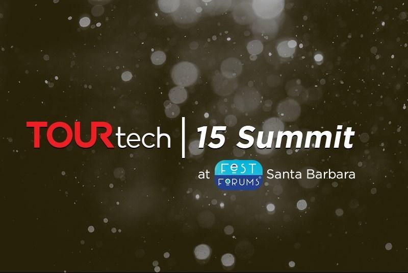 TOURtech 15 Summit at FestForums Santa Barbara happens November 16-18 at the Fess Parker Resort.