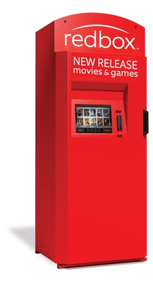 Redbox Expands Availability of Low-Cost Movie and Game Rentals with 1,500 New Locations Planned in 2017