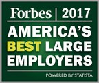 NiSource Named Top Utility in Forbes' America's Best Employers List