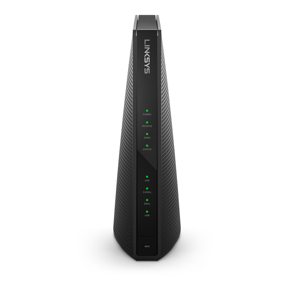 Linksys High Speed AC1900 Dual-Band Cable Modem Router (CG7500)