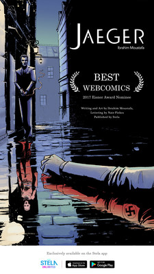 Stela Mobile Comics Honored with 'Best Webcomic' Nominations for the 2017 Eisner Awards