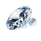 Un des premiers diamants québécois disponibles sur le marché, en exclusivité chez Birks. Diamant de 10.01 carats provenant de la Mine Renard propriété de Stornoway Diamond Corporation. (Groupe CNW/Groupe Birks Inc.)