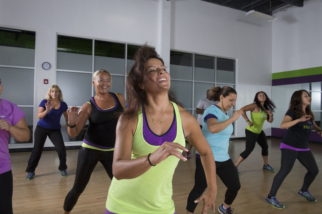 Take advantage of FREE Zumba classes at Youfit Health Clubs