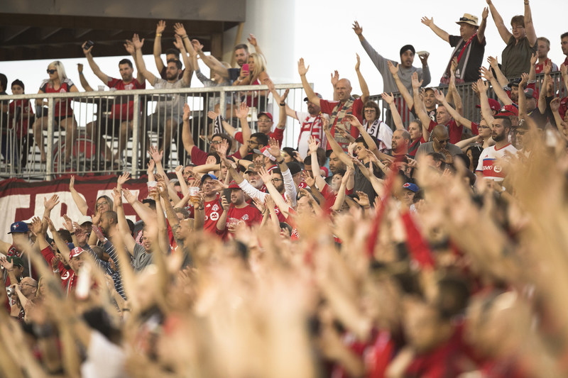Sonnet sets out to enhance fan experiences as the Official Insurance Partner of Toronto FC. (CNW Group/Sonnet Insurance Company)