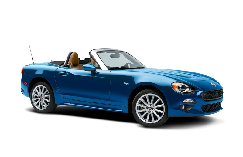 FIAT and Gilt partner to sell Fiat 124 Spider Prima Edizione Lusso (VIN No. 1)