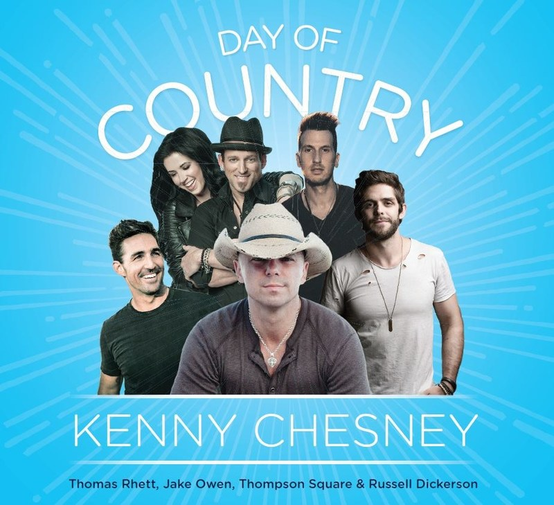 Country music superstar Kenny Chesney will be the headliner for a May 20 outdoor concert in Madison, Mississippi.  Joining Chesney and performing on stage at the C Spire LIVE Day of Country will be Thomas Rhett, Jake Owen, Thompson Square and Russell Dickerson.  For tickets and times, go to cspire.com/concert.