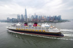 Disney Cruise Line Sails to Bermuda for the First Time and Visits New Ports Including Quebec City, Canada, in Fall 2018