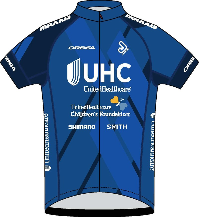 The UnitedHealthcare Pro Cycling Team to Wear These Kits During AMGEN Tour of California