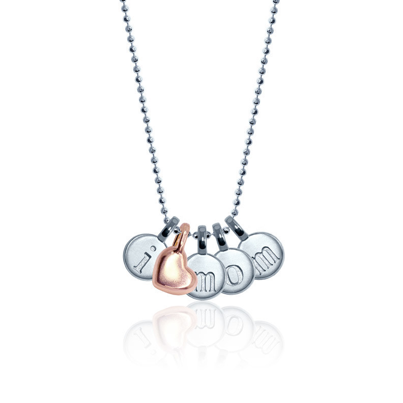 Personalized jewelry, like this Alex Woo mini additions necklace, is a top gift for Mother's Day.