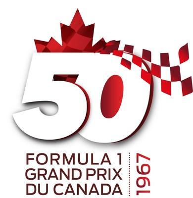 Logo: Formula 1 Grand Prix du Canada (CNW Group/Canada Post)