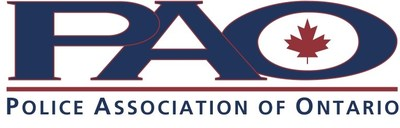 Police Association of Ontario (PAO) (CNW Group/Police Association of Ontario)