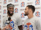As a result of Toronto basketball pro DeMarre Carroll being named Wahl Canada's first ever Beard Battle Champion, the company has donated $10,000 to his charity, The Carroll Family Foundation.