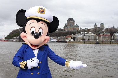 Disney Cruise Line to call on Bermuda, Quebec City for first time
