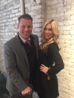 Tinsley and ETS Managing Director, Michael D'Onofrio