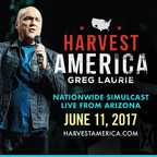 Churches & Individuals Across The Country Invited To Join With Thousands Of Other Sites To Host Live Harvest America Simulcast On June 11