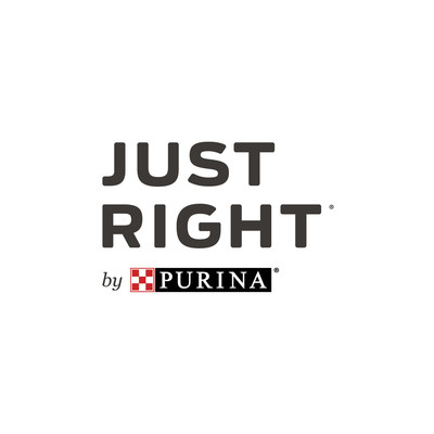 Just Right by Purina Logo (PRNewsfoto/Just Right by Purina)