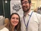 A Star Is Born at Haddon House Expo: Resourceful Young Sales Professional Agnes DeLatoni Draws Big Crowd With Hand-Drawn Poster