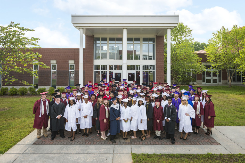 Southwire celebrates the 12 for Life Class of 2017 at a commencement ceremony on May 11. This year's graduating class marks 2,000 graduates who have completed the program since its inception in 2007.