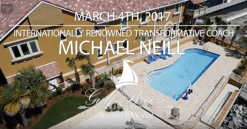 Michael Neill at Gulf Breeze Recovery