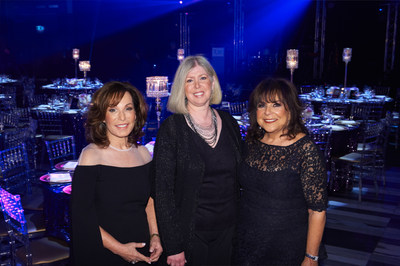 Gala Chairs: Tammy Seigel, Ronda Taylor, Mimi Greenspoon (CNW Group/Crohn's and Colitis Canada)