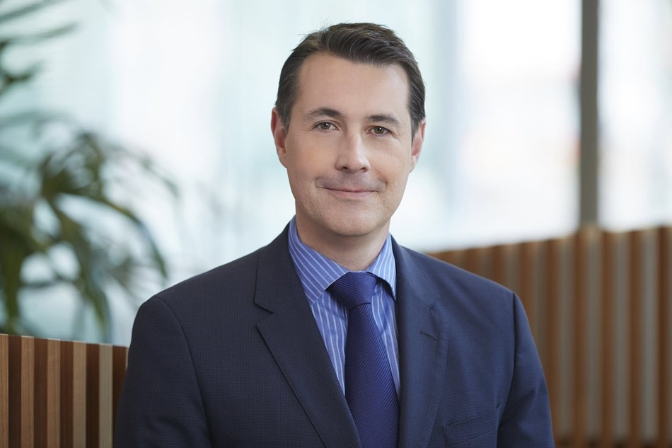 Daniel Beck, incoming CFO of SVB Financial Group